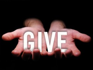 give-hands